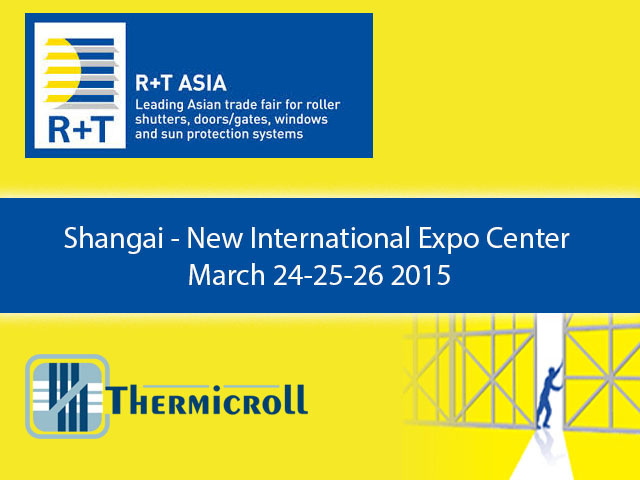 RT expo asia thermicroll chiusure industriali