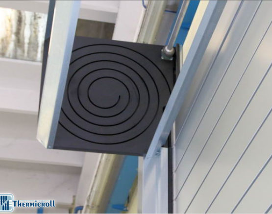 spirale per chiusure avvolgibili