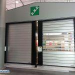 esposizione porte rapide, portoni avvolgibili e chiusure industriali a stoccarda