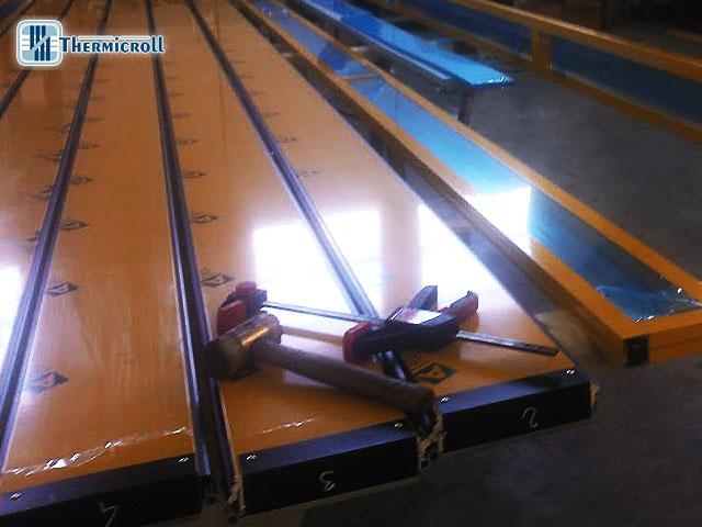 chiusure industriali avvolgibili porte rapide artigianali