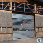 Serrande industriali coibentate per capannoni industriali in svizzera