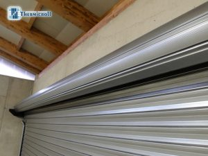 avvolgimento ridotto delle chiusure industriali metalliche a spirale