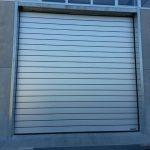 immagini porte rapide: chiusure industriali a spirale Thermicroll per carpenterie venete