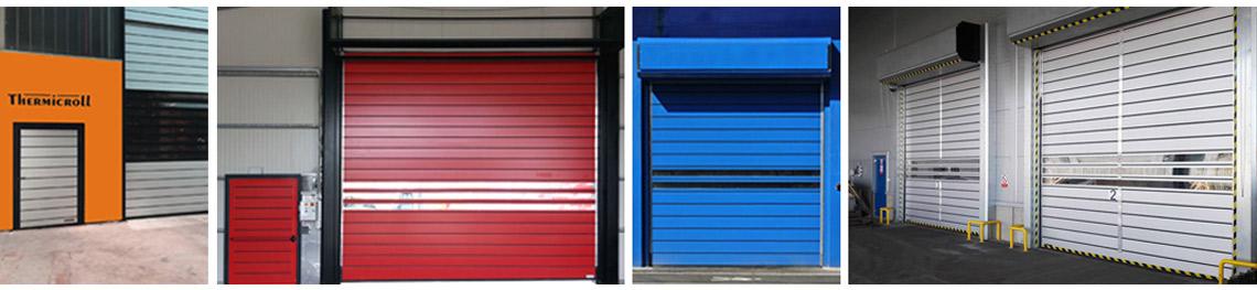 Chiusure industriali, porte rapide e serrande industriali