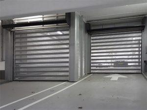 serrande microforate garage