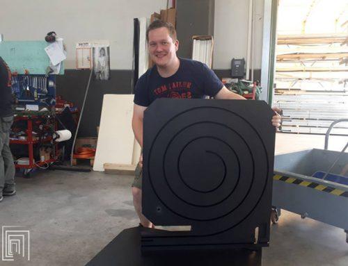 Nuovo partner per l'assemblaggio delle porte Thermicroll in Germania