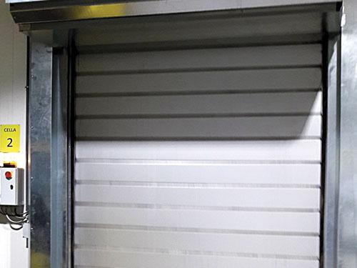 Insulated Industrial Doors