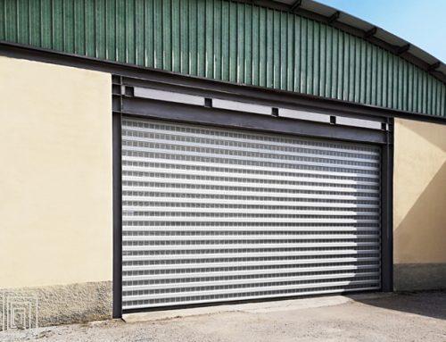 Saracinesche industriali per deposito Busitalia a Perugia