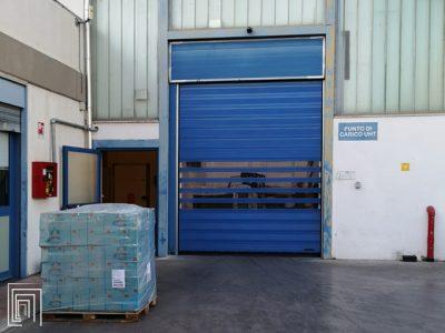 chiusura coibentata industriale puglia