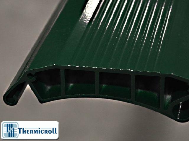 sezione scheletro acciaio eolo chiusura industriale