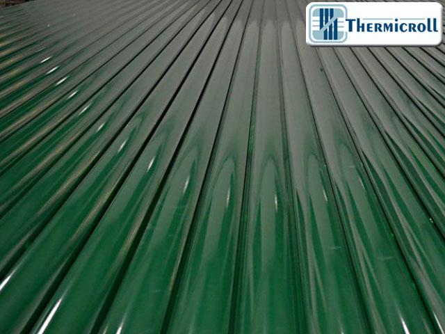thermicroll eolo portoni industriali acciaio zincato