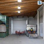 portoni industriali automatici per il settore enologico