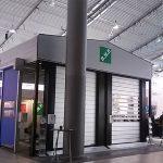 stand thermicroll, bmp e civert per esibire le migliori porte industriali e chiusure industriali