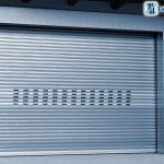 chiusure industriali thermicroll classic per isolamento acustico e isolamento termico