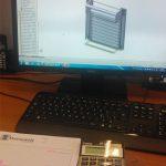 reparto progettazione delle chiusure industriali e porte rapide made by Thermicroll