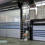 test elettrici per chiusure industriali e portoni industriali di thermicroll