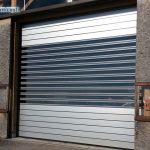 Porte rapide coibentate Thermicroll: capannone e portoni industriali coibentati per una migliore resistenza