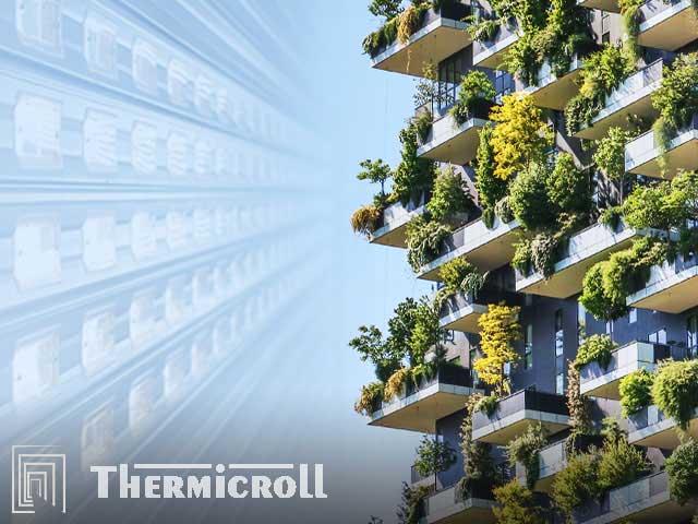 serrande microforate bosco verticale thermicroll