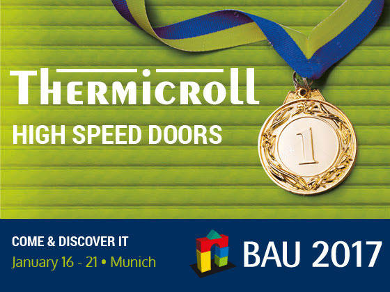 Bau fiera Thermicroll