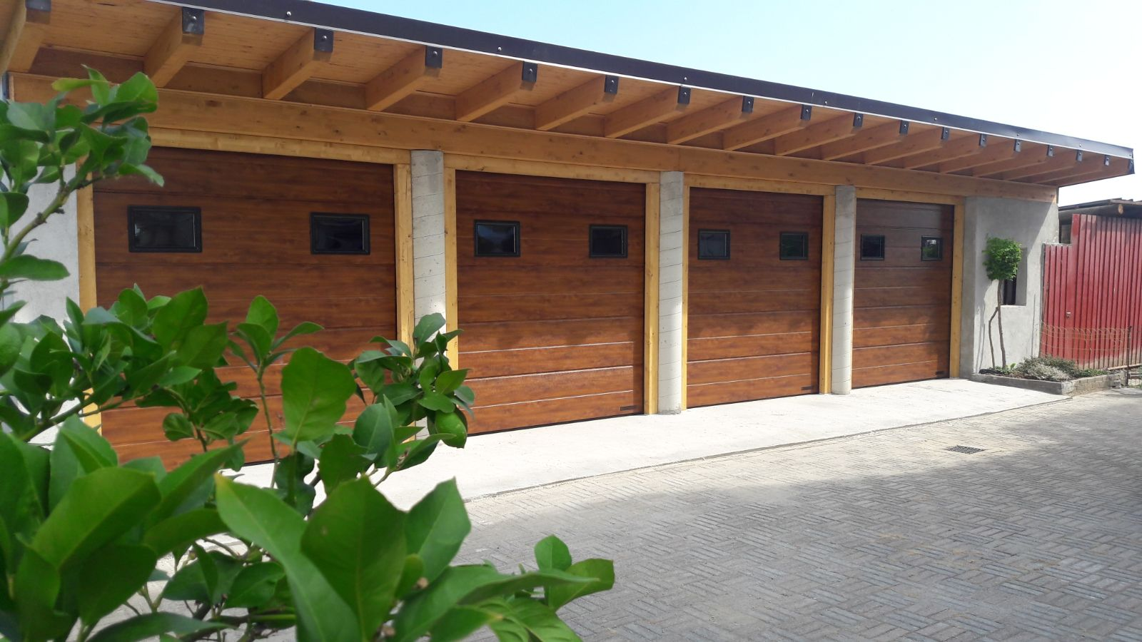 sectional doors for garages