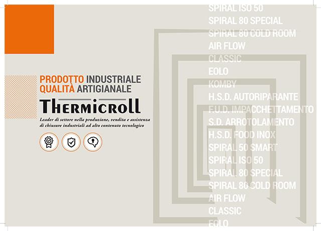 catalogo porte rapide thermicroll