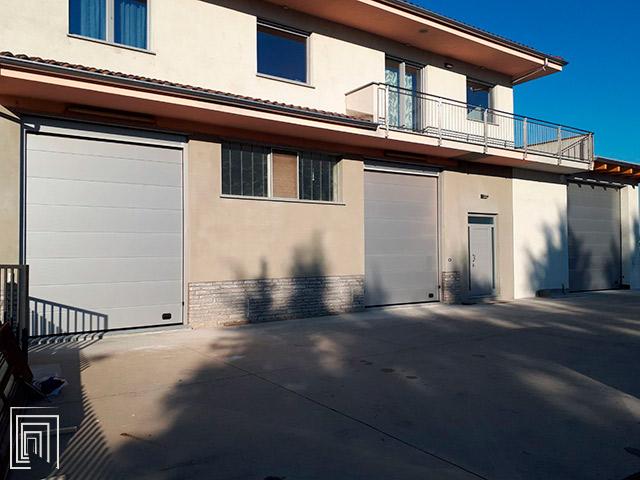 porte sezionali residenziali piemonte
