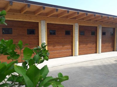 residential overhead sectional doors
