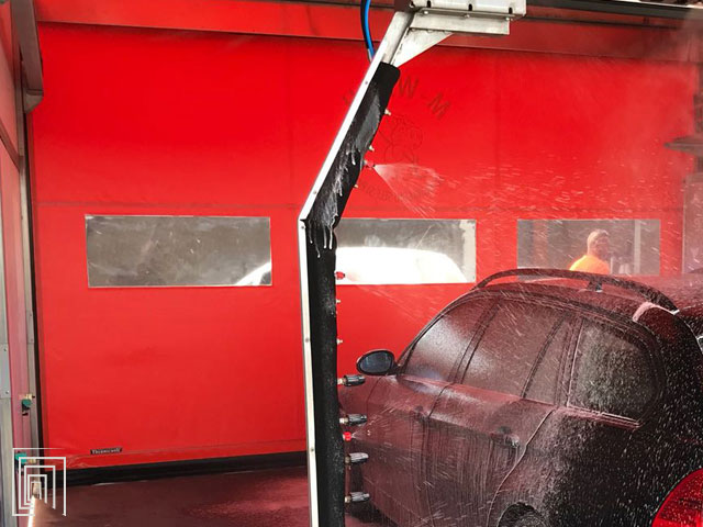 portoni avvolgibili lavaggio auto sardegna