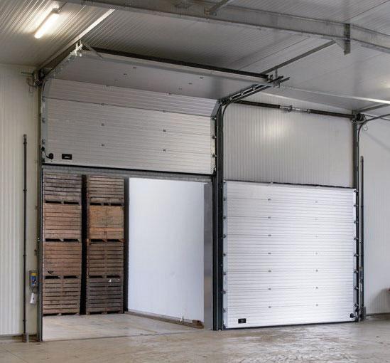 portoni sezionali per capannoni sardegna