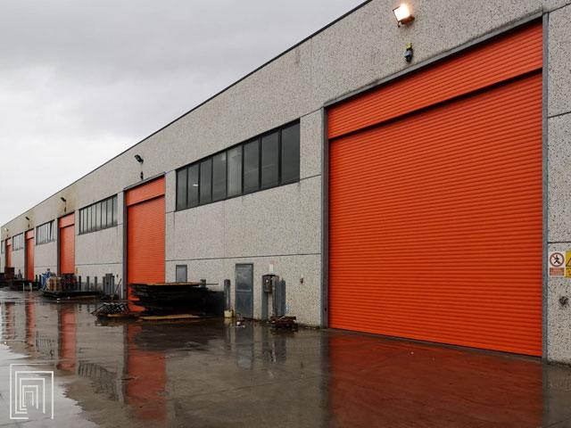 serrande industriali per capannoni a cesena