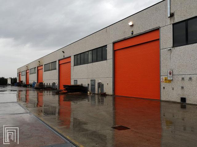 serrande industriali per capannoni cesena