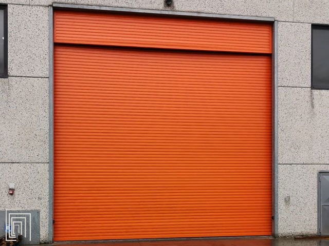 serranda industriale per capannone