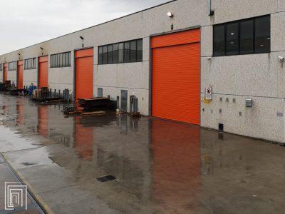 serrande per capannoni