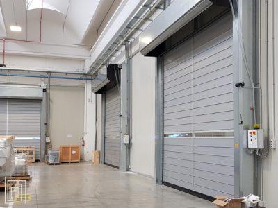porte per magazzini imola