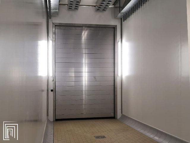 porte magazzini frigoriferi