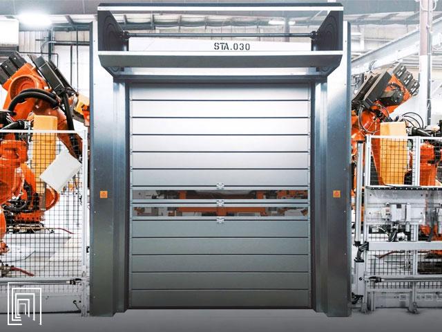 porte per linee robotizzate