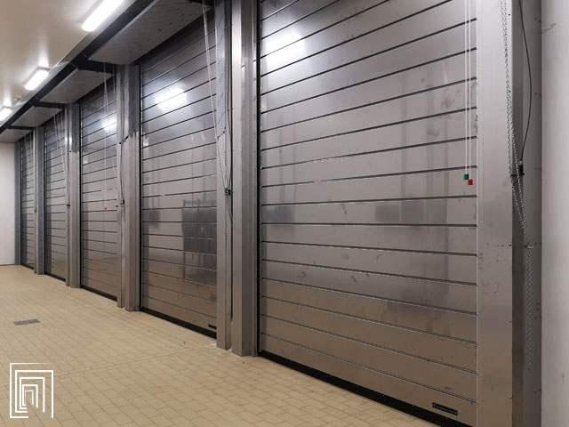 Porte frigorifero industriali